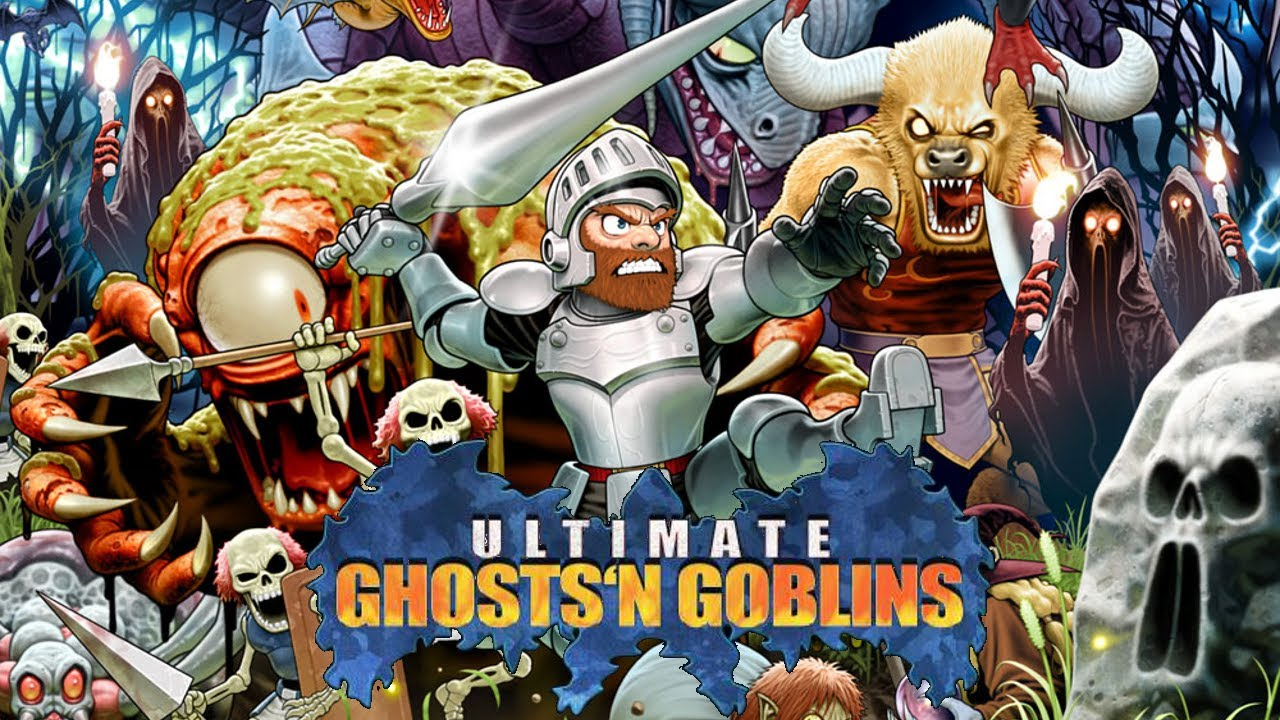 Ghosts n goblins hentai hentia films