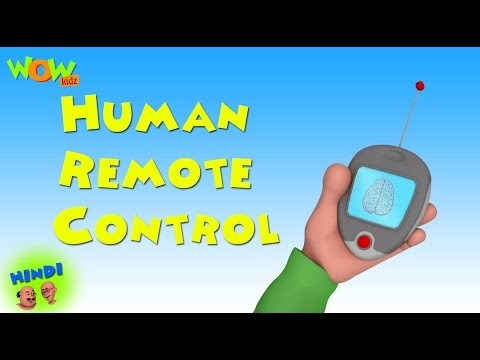 Human Remote Control - Motu Patlu in Hindi WITH ENGLISH, SPANISH & FRENCH SUBTITLES thumbnail