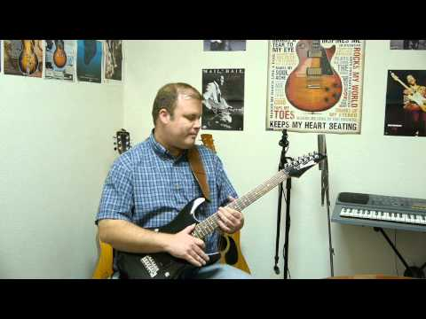 Power Chords & A Few Famous Guitar Riffs
