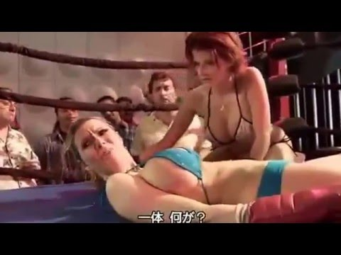 Busty Foxy Boxing - YouTube