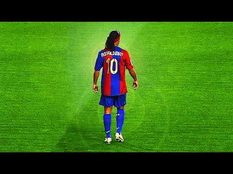 Ronaldinho Skills - Crazy Football Soccer Skill Move Tutorial video
