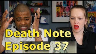"""Death Note Episode 37 """"New World"""" (REACTION ?)"""