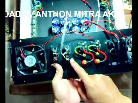 POWER AMPLIFIER 2 x 500 WATT - TUTORIAL MERAKIT Dengan DRIVER POWER SOCL 500 WATT [ Bagian-03 ] thumbnail