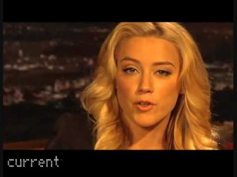 Amber Heard Interview