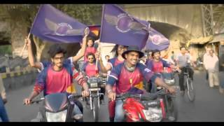 Rising Pune Supergiants Official Theme Song IPL 2016