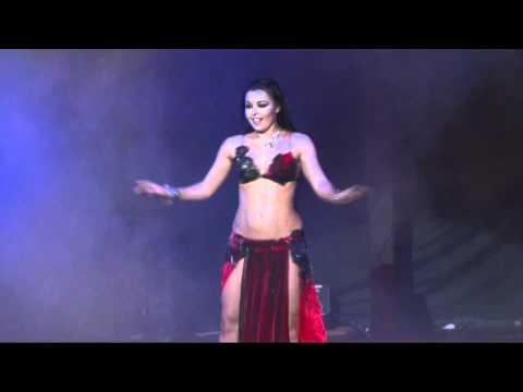 Belly Dancer Алла Кушнир Alla Kushnir In Hd video