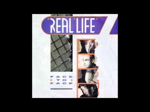 "Real Life – ""Flame"" (instrumental) (Australia Wheatley) 1985"
