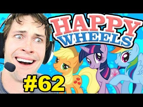 Happy Wheels - BRONY - Part 62