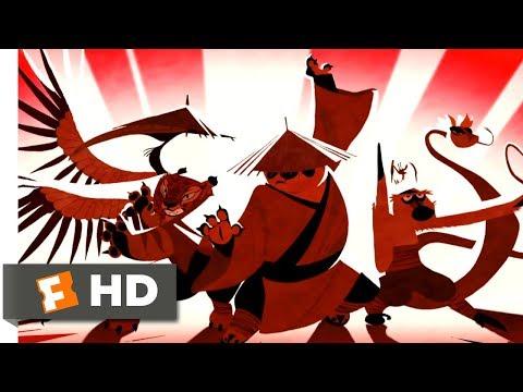Kung Fu Panda (2008) - The Legendary Warrior Scene (1/10)   Movieclips