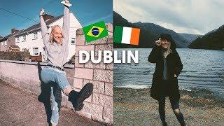 VISITANDO A IRLANDA!  (um país europeu cheio de brasileiros)