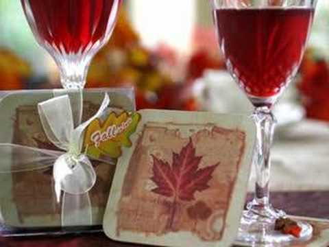 Our fall wedding favours bring the warmth of the season to all of your guests' tables. <br />