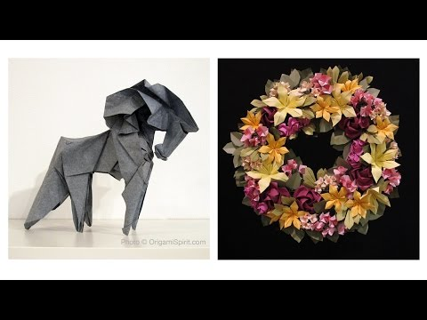 Awesome Origami in New York : : Origami Espectacular