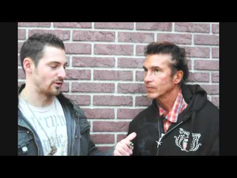 George Lynch of Lynch Mob Interview on 2012 US Tour