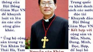 Những khuôn mặt cộng sàn trong Giáo Hội Công Giáo Việt Nam