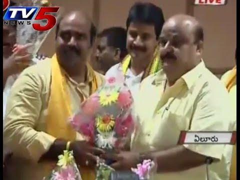 Mullapudi Baapi Raju Celebrates    ZP Chairman For...
