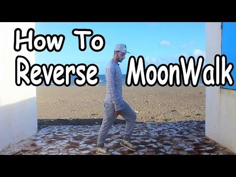 Reverse Moonwalk Dance Tutorial | Epic dance move