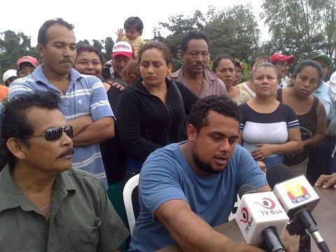 Habitantes de las Peñitas, exigen a autoridades de Tuxtepec resarcir el daño