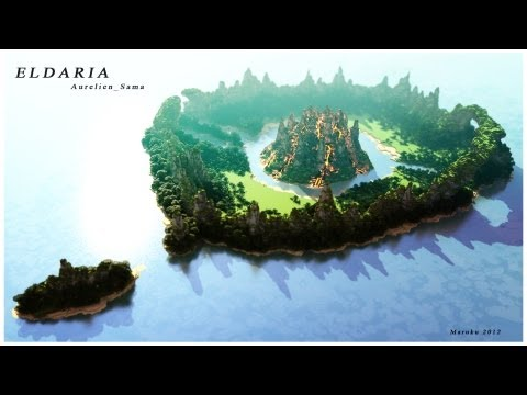 Eldaria V3 - a Minecraft cinematic [1080p]