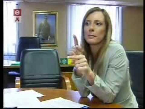 Debora Patta and Julius Malema unplugged- Part1.flv