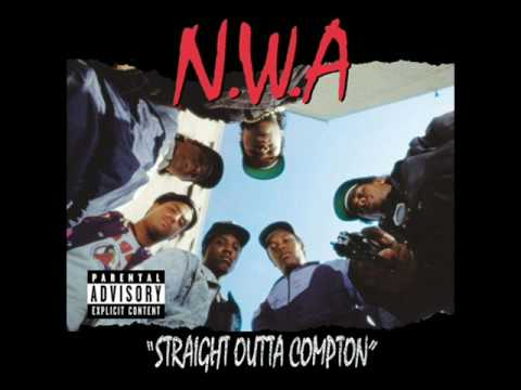 NWA - I Ain&#039;t Tha One