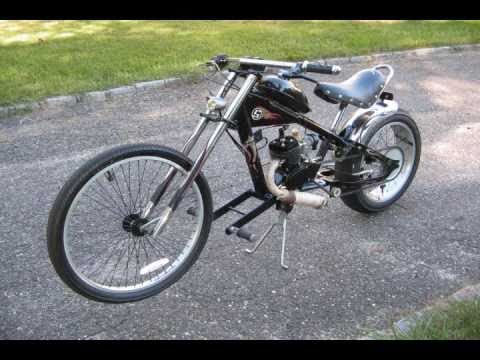 Chopper Bikes With Motor Motorized Chopper Bike