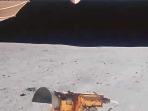 NASA - Apollo 16 - Traverse to Station 4 (full length)