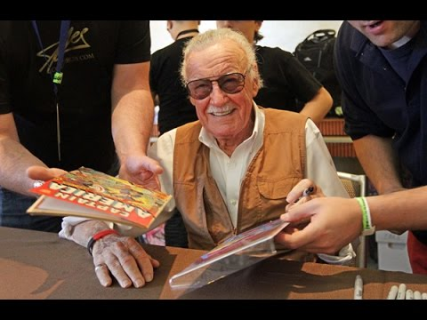 Spider-Man creator Stan Lee on love for superheroes