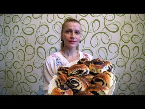 Вкусные сладкие булочки с маком из дрожжевого теста рецепт секрета приготовления