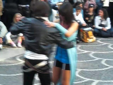 Squall And Rinoa Dance Rinoa And Squall Scene Dance