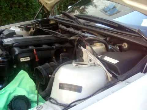 DIY: BMW E46 Idle Control Valve Cleaning and Removal
