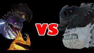How To Train Your Dragon - Tournament Battle