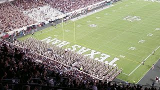 Fightin' Texas Aggie Band! Live!