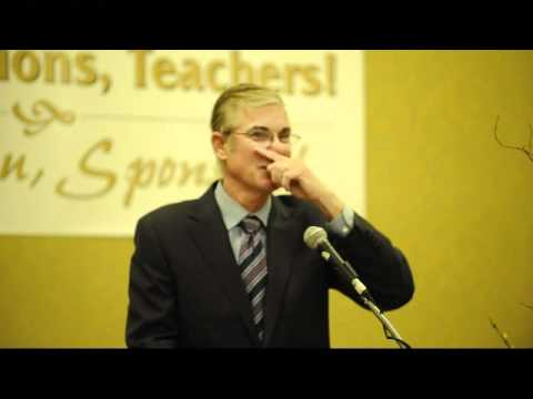 Tom Torlakson 2012 California Teacher Of The Year Celebration