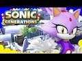 Windmill Isle Blaze Sonic Generations mp3