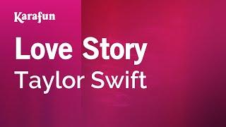 Karaoke Love Story - Taylor Swift *