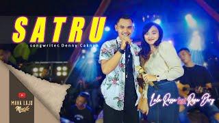 Download lagu SATRU - REZA DORY Ft LALA ROSSA ( LIVE MAHA LAJU MUSIK)
