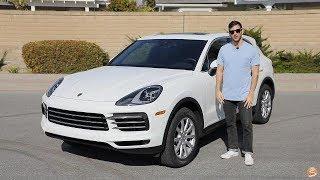 2019 Porsche Cayenne First Drive Video Review