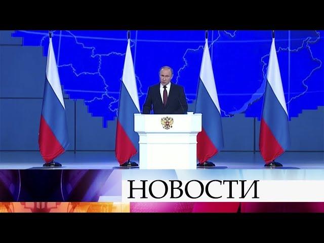 Владимир Путин назвал ключом к успеху высокие темпы роста экономики страны.