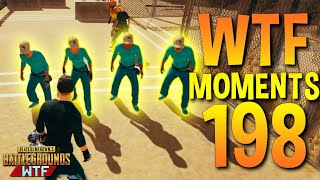 PUBG Funny WTF Moments Highlights Ep 198 (playerunknown's battlegrounds Plays)