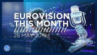 EUROVISION THIS MONTH: MAY 2019