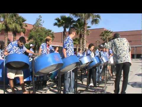 Matanzas High School Steel Band