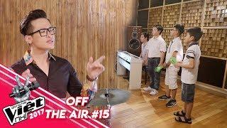 Hà Anh Tuấn lãng tử hát chay hit Mơ, tiếp sức cho thí sinh nhí team Vũ Cát Tường | Off The Air #15