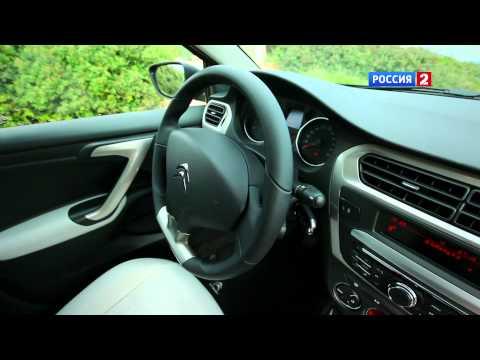 Тест-драйв Citroen C-Elysee 2012 // АвтоВести 81