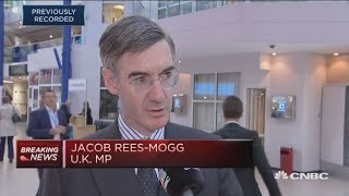 Rees-Mogg: Will be hard for May's Brexit plan to win over parliament | Street Signs Europe