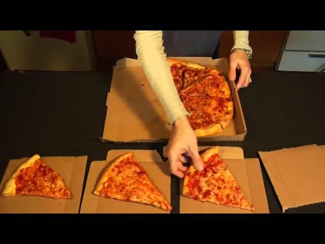 你所不知道的披薩盒子正確用法