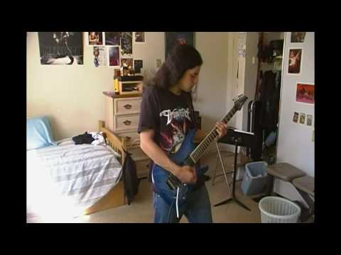 Dragonforce - Valley of the Damned (Cover)