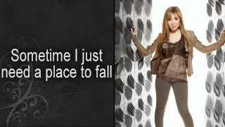 Watch Jennette Mccurdy Place To Fall video