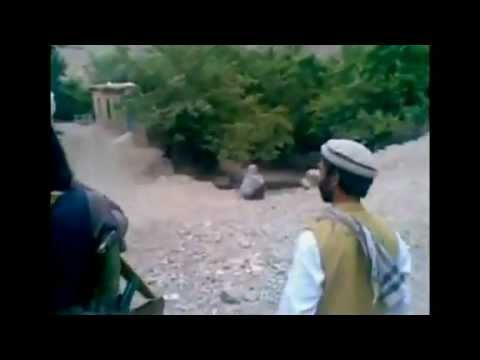 Taliban shoot woman accused of adultery.(WARNING 18+ GRAPHIC!)