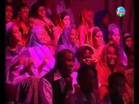 Sudanese Ku Heesaya Hees Somali Ah (Aamiin Allahayow Waa Ammaanadaadee).