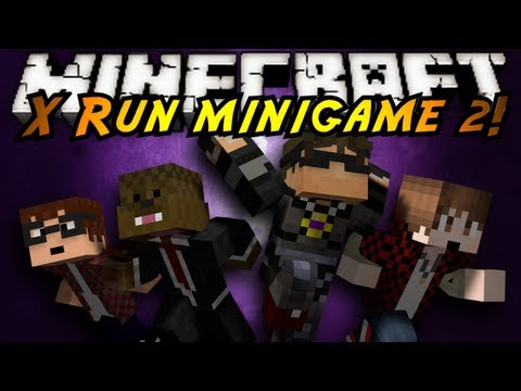 Minecraft Mini-Game : X-RUN 2! – 2MineCraft.com